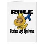 Rule Restless Legs Syndrome Cards
