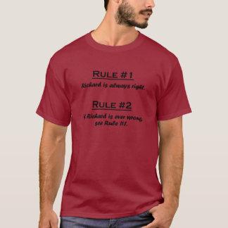 Rule Richard T-Shirt