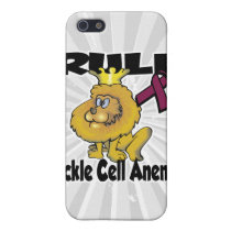 Rule Sickle Cell Anemia Case For iPhone SE/5/5s