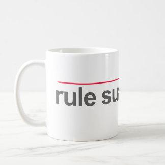 """""""RULE SUA SPONTE"""" -- COFFEE MUG"""