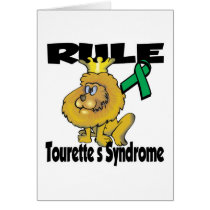 Rule Tourettes Syndrome Card