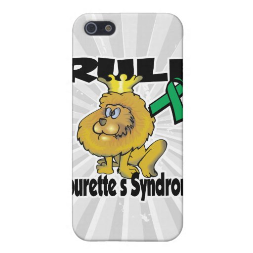 Rule Tourettes Syndrome Cover For iPhone 5