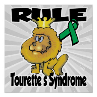 Rule Tourettes Syndrome Poster