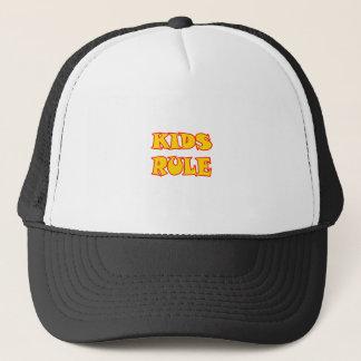 Rule Trucker Hat