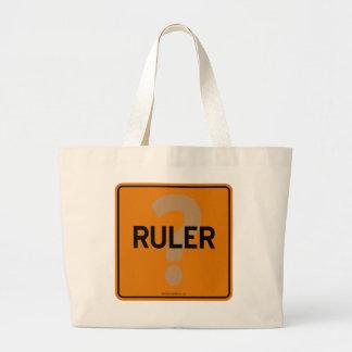 RULER? TOTE BAG