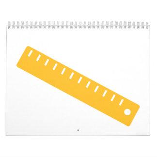 Ruler Calendar