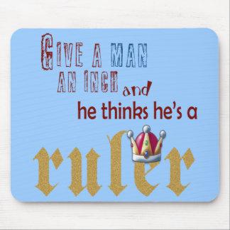 Ruler - Mousepad