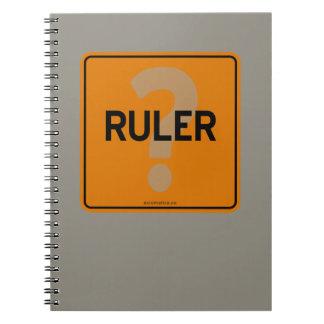 RULER? NOTEBOOK