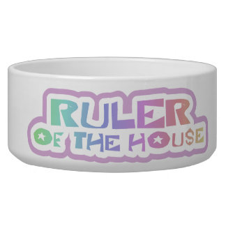 Ruler of the House Pet Dish