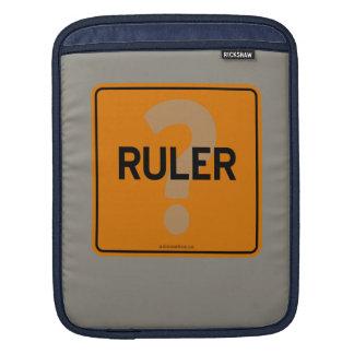 RULER? SLEEVE FOR iPads