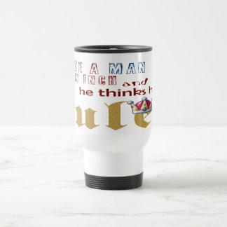 Ruler - Travel/Commuter Mug