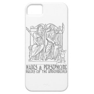 Rulers of the Underworld iPhone SE/5/5s Case