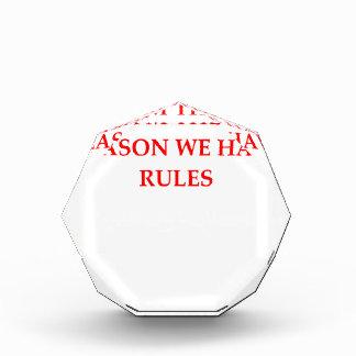 RULES AWARD