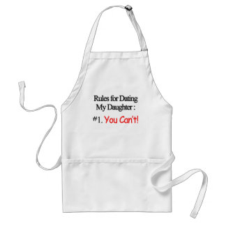 rules for dating adult apron