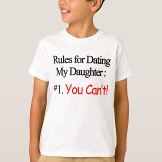 rules for dating T-Shirt