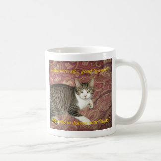 Rules Kitty Coffee Mug