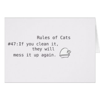 Rules of Cats: The State of the Box Cards