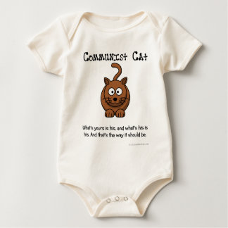 Rules of Communism Baby Bodysuit