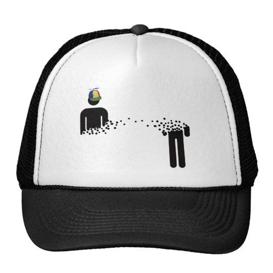 Rules of Teleportation Trucker Hat
