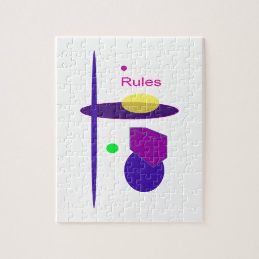 Rules Puzzles