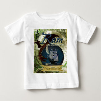 Rum and Runestones General Product Baby T-Shirt