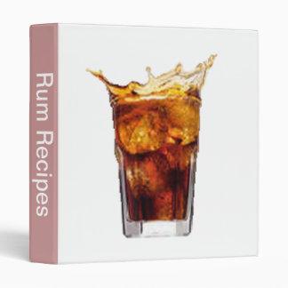 Rum Avery Binder