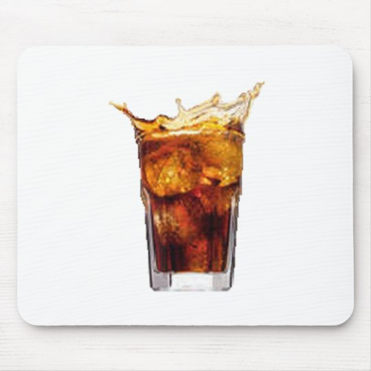 Rum & Cola Mousepad