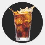 Rum & Cola Sticker