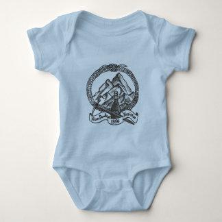 Rum Doodle Baby Bodysuit