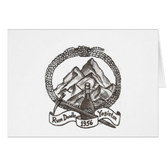 Rum Doodle Cards