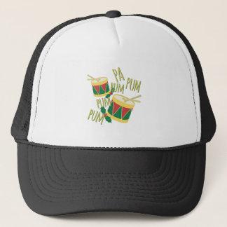 Rum Pa Pum Pum Trucker Hat