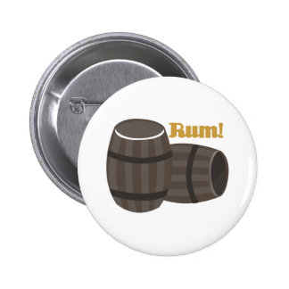 Rum! Pinback Button
