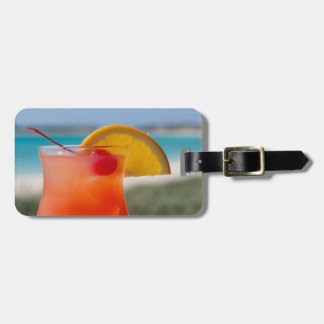Rum Punch Luggage Tag