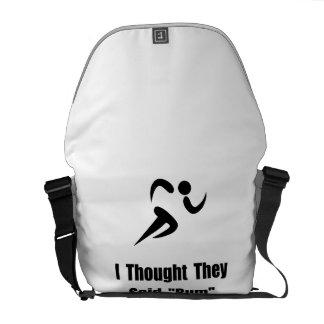 Rum Runner Messenger Bag