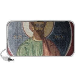 Rumania, Brasov, Ikon cristiano ortodoxo Altavoces De Viaje