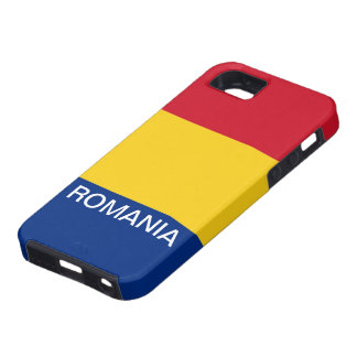 RUMANIA iPhone 5 Case-Mate CARCASA