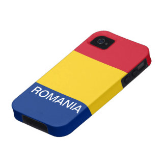 RUMANIA Case-Mate iPhone 4 CARCASAS