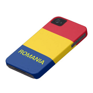 RUMANIA iPhone 4 Case-Mate CARCASAS