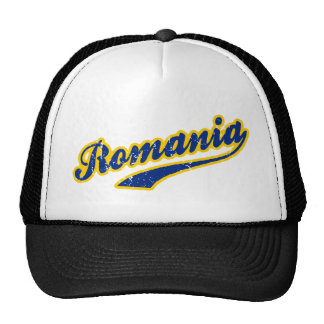 Rumania Gorro De Camionero