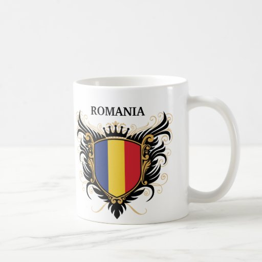 Rumania [personalice] taza de café
