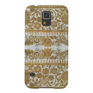 Rumanian traditional embroidery, gold cases for galaxy s5