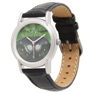 Rumanzovia Swallowtail - varón Relojes De Pulsera