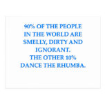 rumba postcards