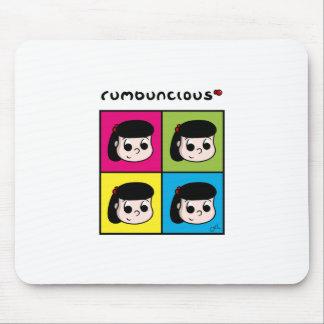 rumbuncious™ Rumi Pop Art Mouse Pad