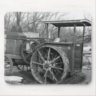 Rumely anticipado Tractor, 1936 Alfombrilla De Ratón