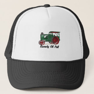 Rumely Oil Pull Tractor Trucker Hat
