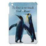 Rumi al amor es alcanzar a dios iPad mini carcasa