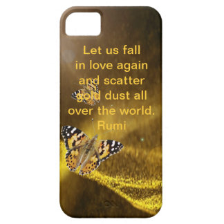 Rumi Fall in love again iPhone SE/5/5s Case
