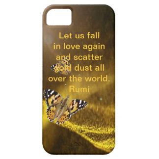 Rumi Fall in love again iPhone SE/5/5s Case