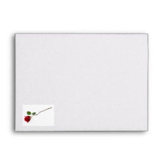 Rumi Heart Quote Matching Envelope